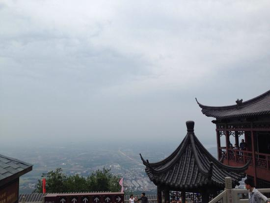 Zhenjiang Mt. Maoshan Resort : 镇江茅山