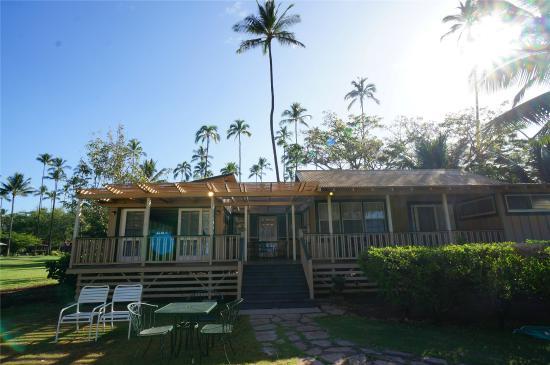 大庭院般的农场 威美亚waimea Plantation Cottages的图片 Tripadvisor