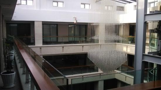 Daqing, China: 酒店内部