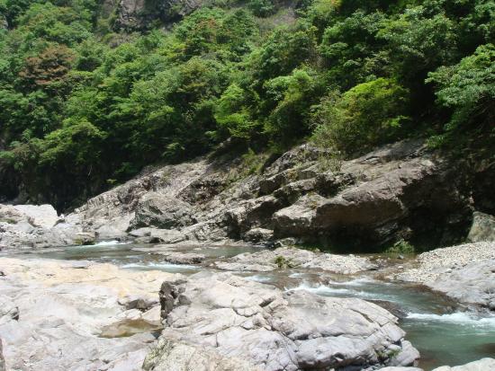 Ninghai County, China: 浙东大峡谷