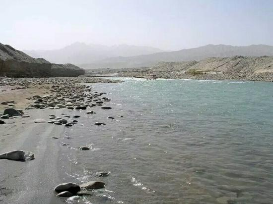 Baiyu River