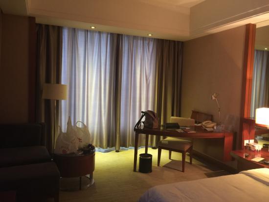 Peninsula Hotel Shipu: 酒店房间