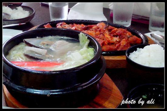 Umi Restaurant: 汤