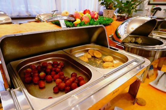 Golden Leaf Hotel : 早餐