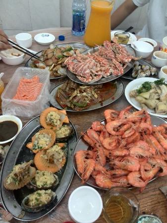 食为先海鲜加工店