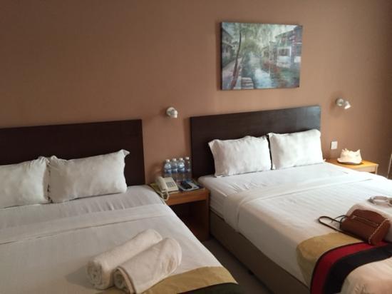 Hotel Asia Langkawi: 房间