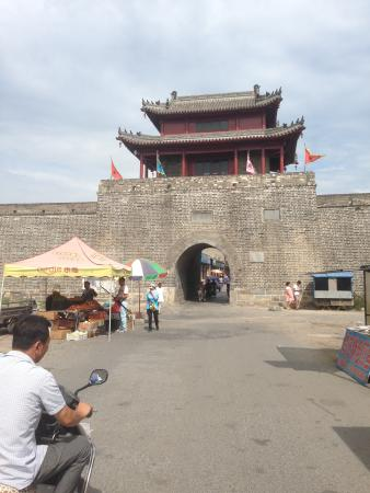 Huludao Xingcheng Ancient City : 城门
