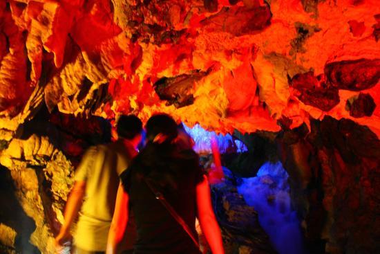 Miyi Longtan Limestone Cave: 内部