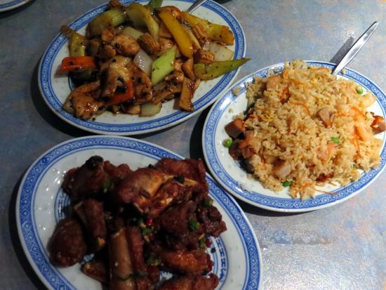 Lakeside Palace Chinese Restaurant : 菜