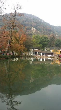 Tianping Mountain: 天平山