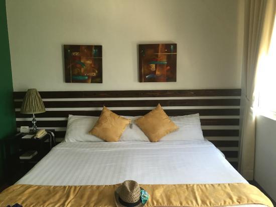 Hotel Soffia Boracay: 床