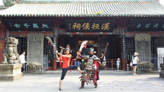 Zhanghuan Ancestral Hall of Nanchong: 阆中汉桓侯祠