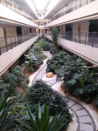 Wendeng, จีน: 酒店内景