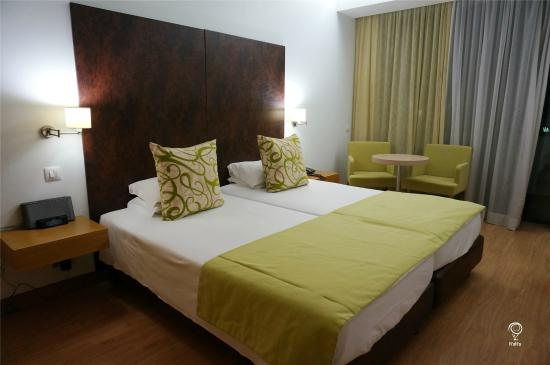 Lince Hotel Madeira: 卧室