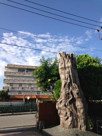 Cypress House: 桧木居