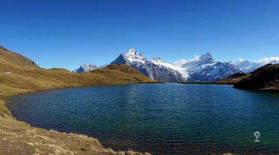 Grindelwald, Suiza: 高山湖