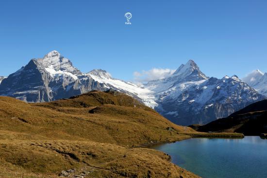 Grindelwald, Svizzera: 高山湖