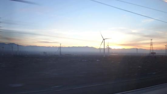 Dabancheng Wind Power Station : 风车