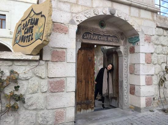Safran Cave Hotel: 酒店门面