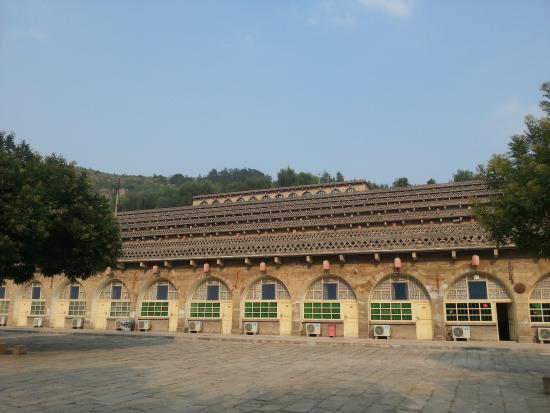 Yan'an, Çin: 延安杨家岭石窑宾馆