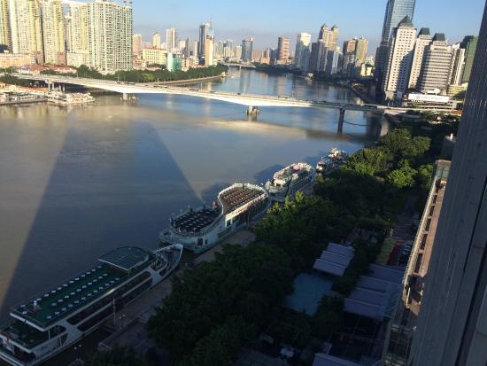 East Coast Hotel: 珠江清晨