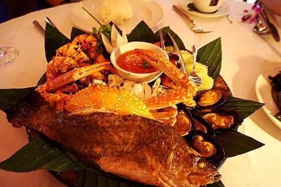 Baan Rim Pa: 不新鲜的海鲜