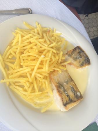 Restaurant Eiger: 鳕鱼薯条