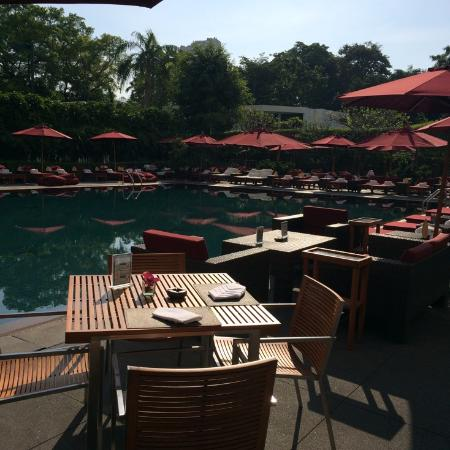 The Sukhothai Bangkok: pool