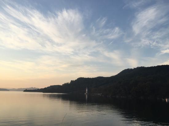 Chun'an County, Kina: 秋日千岛湖IC