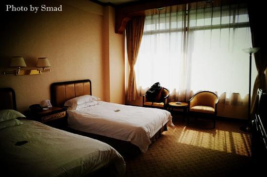 Aiqun Hotel: 酒店的房间