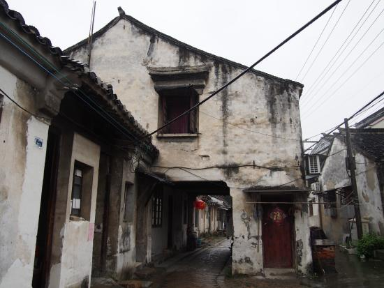 Wujiang, China: 特色建筑