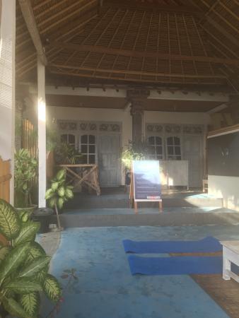 Tulamben, Indonezja: Apnea Bali内部