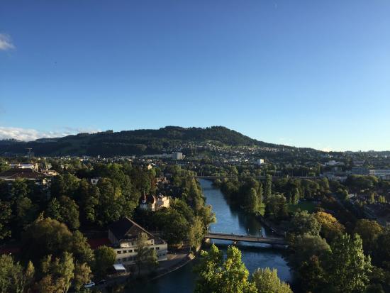 Le Grand Bellevue: 可以看到阿尔卑斯山脉哦