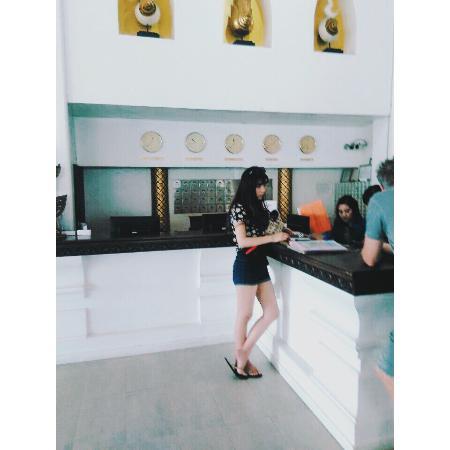 BP Chiang Mai City Hotel: 大厅