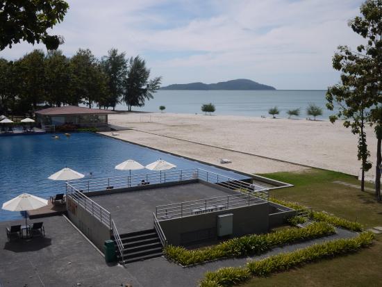 โฟร์พอยส์ บาย เชอราตันลังกาวี: Century Langkasuka Resort 景观