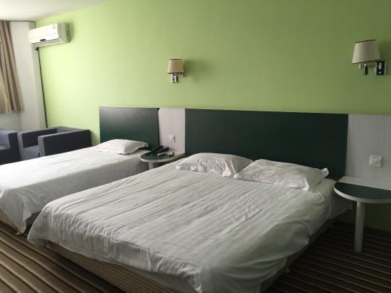 Taicang, Cina: 仓隆酒店