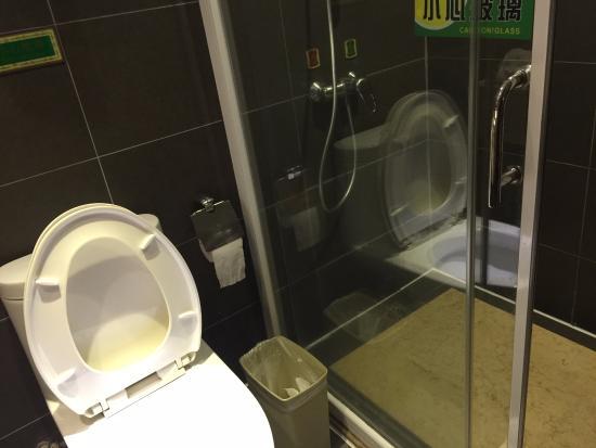Vienna Hotel Guangzhou Shaheding Subway Station: 客房