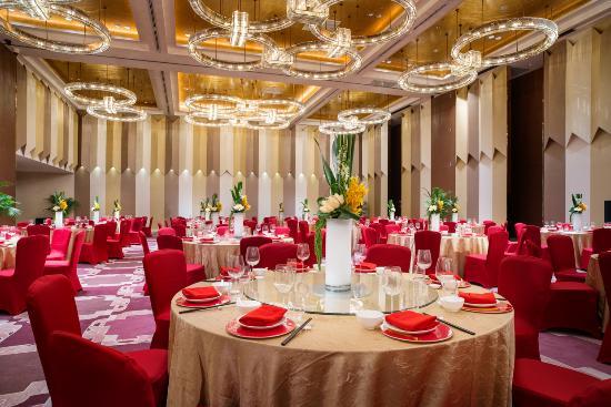 Lianyungang, China: 宴会厅2
