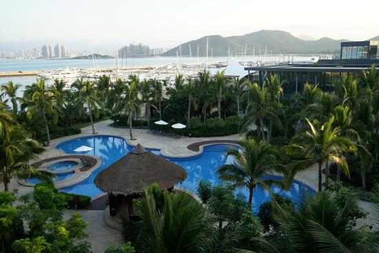 Serenity Marina Hotel: 半山半岛帆船港酒店