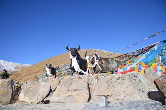 Gongbo'gyamda County, China: 米拉山口