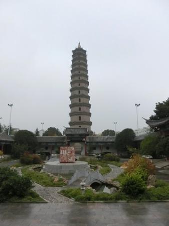 Xuchang Wenfeng Tower: 博物馆以文峰塔为核心