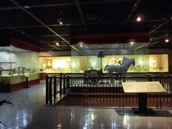 Huai'an, Chine : 介绍的是淮安历史