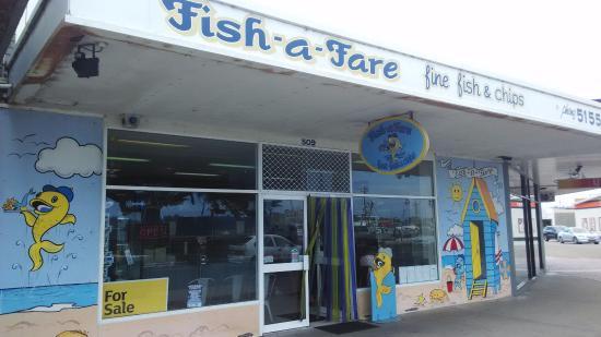 Fish-a-Fare: 外景