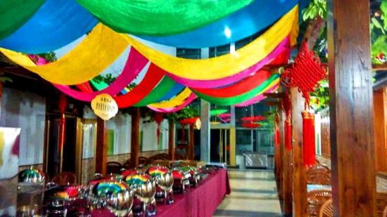 Zhongwei, China: 黄河金岸花园大酒店
