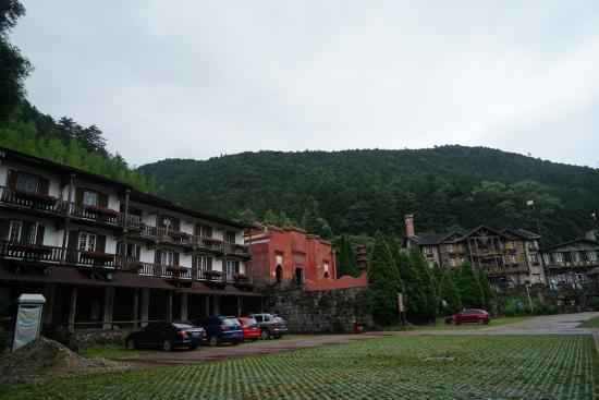 Lvye Villa Longquan VIP Building
