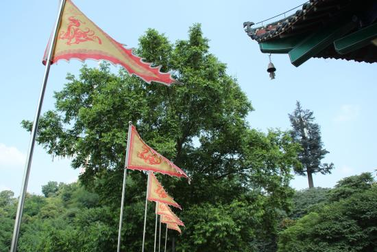 Qingchuan Cabinet: 晴川阁