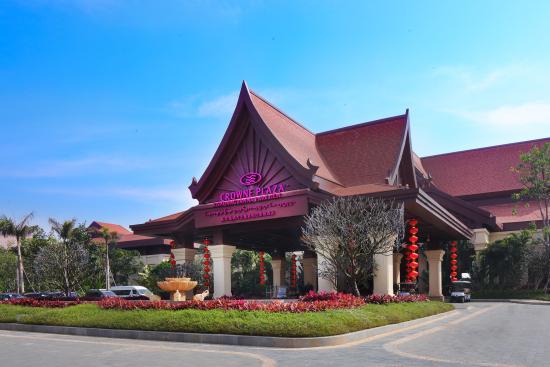 Jinghong, China: 酒店外观图