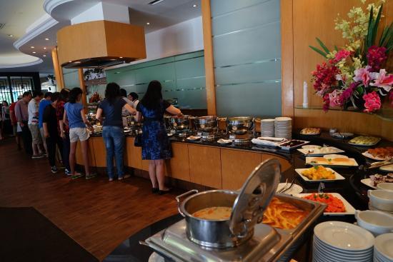 Millennium Fast Food Restaurant Brunei