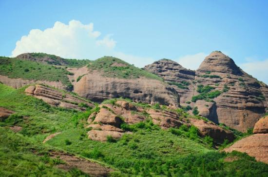 Foto de Xiji County