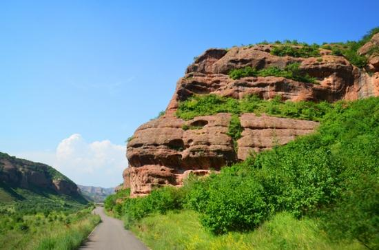 Xiji County Photo